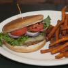 Black Bean & Veggie Burger