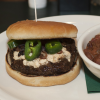 Cream Cheese Jalapeño Burger