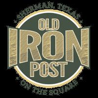 Old Iron Post